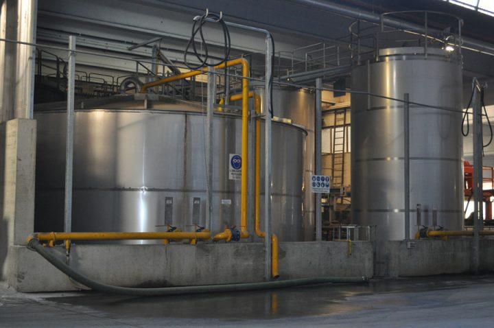 Impianto rifiuti industriali Treviso, Venezia, Padova